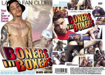 Latino Fan Club – Boners In Boxers (2010)