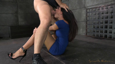 MILF India Summer Bound, Fucked And Brutal Deepthroat