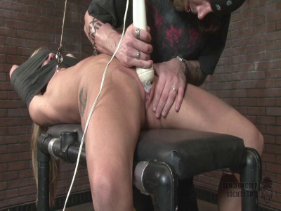 Amy Takes Hard Bondage (28 Mar 2015) SSMRedux