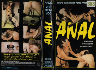 Description Anal Anal Anal