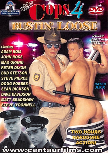 Hot Cops 4: Bustin Loose / Bustin Loose, Hot Cops Series, Volume 1 CF 1997