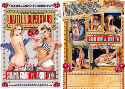 Battle Of Superstars Shauna Grant Vs. Amber Lynn (1980) DVDRip