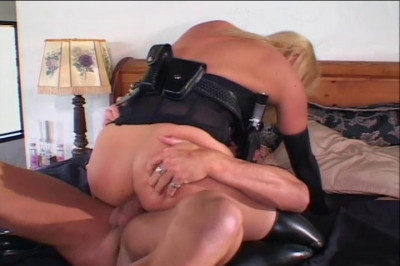 [Coast to Coast] Latex cops Scene #4