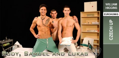 WHiggins - Lukas, Rudy and Samuel - Czech Up - 02-03-2013