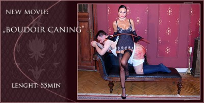 Domina-movies - Boudoir Caning