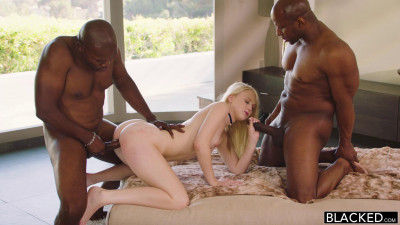 Young Girl Lily Rader Tries Threesomes with Two BBC — September 17, 2016