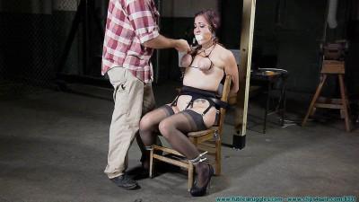 Tit Torture For Riley Jane 1 Part – BDSM, Humiliation, Torture HD-720p