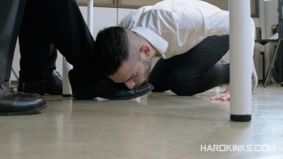 Hard Kinks - Fifty Shades of Tyler (Tyler Roding, Ricky Ruiz, Eloy Fox, Abel Bunker)