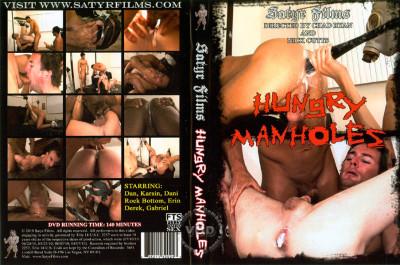 Hungry Manholes