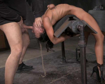 Bondage & Torture For Mature Slut