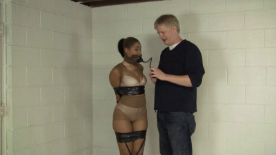 Enchantress Sahrye : Electrical Taped, Pump Gagged, And Drooling