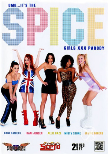 OMG...It's the Spice Girls XXX Parody (2013)