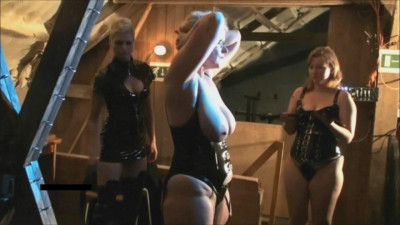 Lesbian Painslave DVDRip