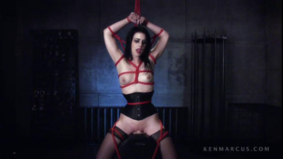 Kenmarcus – Jan 24, 2014 – Katharine Cane On The Sybian