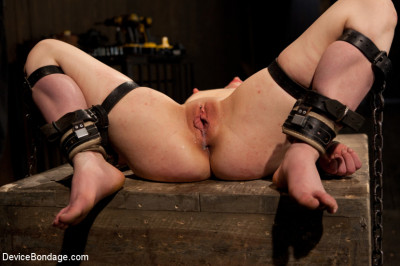Pretty Gets Punished – Double Penetration And Made To Squirt Into Exhaustion