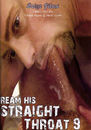 Bareback & Ream His Straight Throat Vol. 9 – Gabriel, Billy Long, Rock Bottom