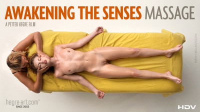 Katya - Awakening The Senses Massage