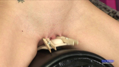 Hailey Young Sybian