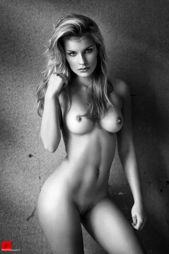 Black - White Foto