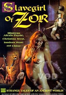 Slavegirl of Zor