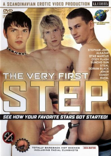 The Very First Step - large, gay, download.