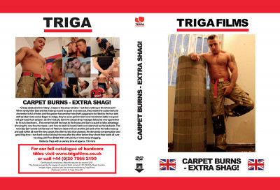 Triga Carpet Burns  Extra Shag!