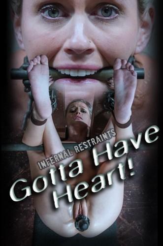 InfernalRestraints – Sasha Heart – Gotta Have Heart