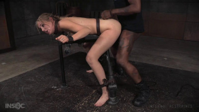 Experience On Blowjob Device In LiveShow # 3 (11 Jan 2016) Real Time Bondage