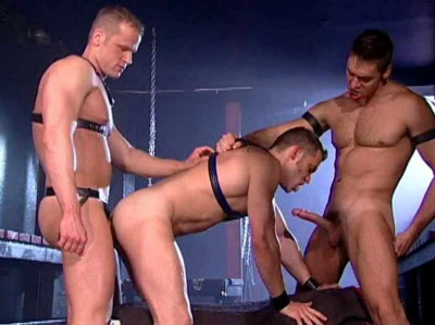 Brutal Muscle Men In Amazing Fuck