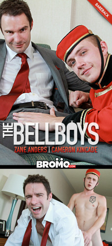 Bromo — Bellboys Part 2 - Cameron Kincade And Zane Anders