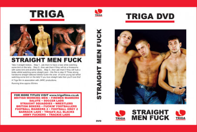 Triga Films - Amateur - Straight Men Fuck