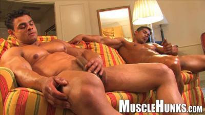 Brad Hatcher & Pepe Mendoza