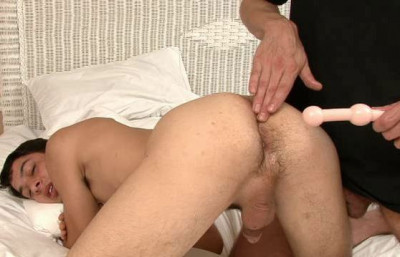 Tony Douglas — First Anal Experience