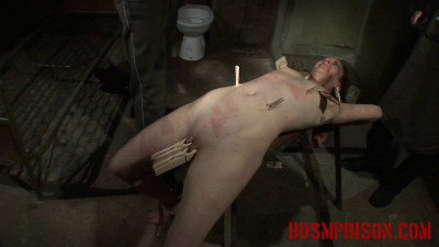 Extreme – Nadja Torment With Clothespins & Mouse Traps