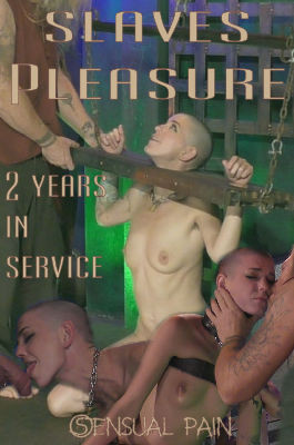 Sensualpain – Oct 02, 2016 – Slaves Pleasure – Abigail Dupree – Master James
