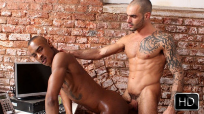 Oriffice Junior: Issacs First Day (Issac Jones, Tyson Tyler)