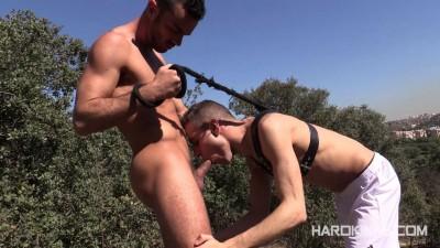 Feet Camp — Alberto Martin and Alejandro Alvarez(May 23,2014)