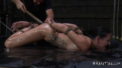 Hardtied – Sep, 21, 2011 – Surprises Part Two – Hailey Young