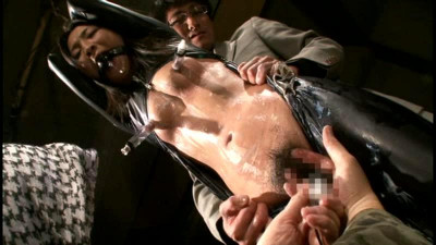 Nipple torture enema hell 1