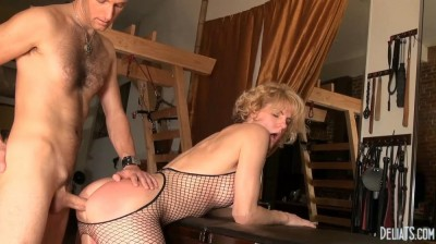 Delia DeLions - Daddy's Naughty Pet