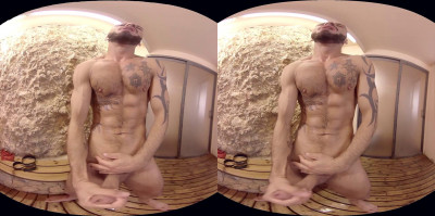 Virtual Real Gay - The shower