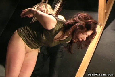 Painvixens – Oct 03, 2008 -Fit To Be Tied