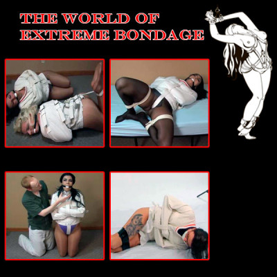 The world of extreme bondage 164