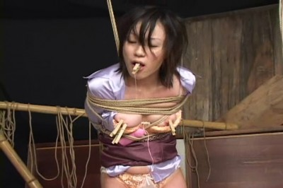 Japanese punishment!