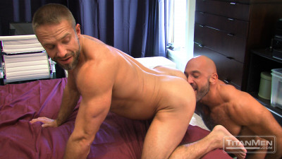 Jesse Jackman and Dirk Caber