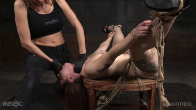HardTied - April 27, 2016 - Ginger Whacks - Barbary Rose, Rain DeGrey