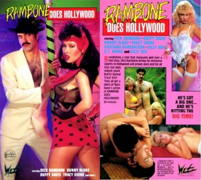 Rambone Does Hollywood