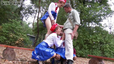 Welcome 2 Absurdistan! Pissy Pioneers On Their Mission: To Be Ready 4 Whatever, Whenever!