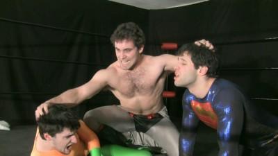 Muscle Domination Wrestling – S09E01 – Super Men Season 2 Episode 4