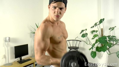 Eastboys — Martin Gajda — Flexing — Muscle Worship